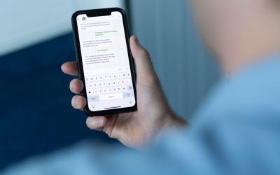 Pas op voor WhatsApp fraude